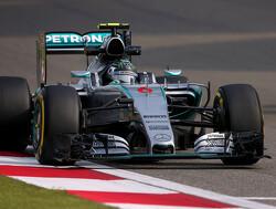 FP2: Ferrari drivers split Rosberg and Hamilton