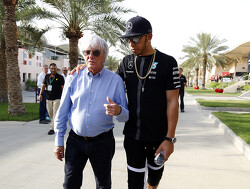 """Ecclestone: """"Renault yet to make a decision about Lotus"""""""