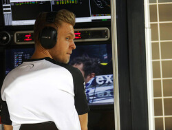 A 'surprise' for me to be here now - Magnussen