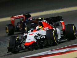 """Merhi: """"I've been consistent, but consistently slow"""""""