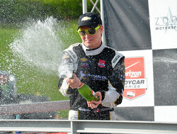 Newgarden voor vijfde jaar bij CFH Racing