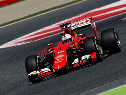 Ferrari criticised for testing without racing drivers