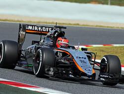 Esteban Ocon feeling pressure at Force India
