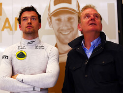 Jolyon Palmer announced by Lotus for 2016