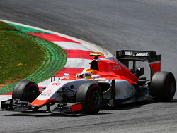 Merhi still looking for sponsor to cling onto Manor seat
