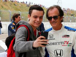 Arie Luyendijk racesteward in de IndyCar