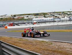 Formule 1-rijders houden van het circuit van Zandvoort