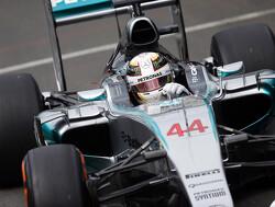 FP1: Hamilton leads as Perez crashes heavily
