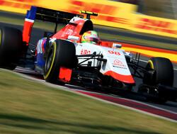 Deur naar Formule 1 nog niet op slot voor Merhi