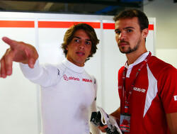 Merhi looking to his options for 2016