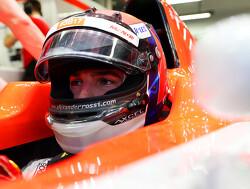 Geslaagd debuut voor Rossi bij Manor Marussia