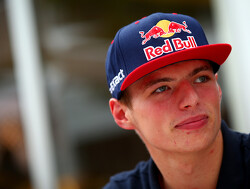 Verstappen in de FIA-persconferentie voor Japan