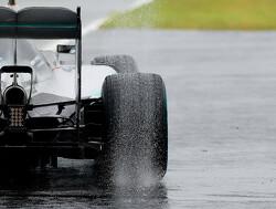 Geen Q3 in Austin, Rosberg op pole position