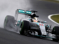 Lewis Hamilton is 2015 driver's champion
