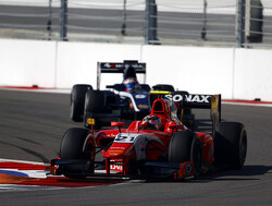 Nato fastest as GP2 testing resumes