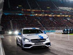 Het wagenpark van de Formule 1-sterren