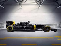 Renault presenteert zwarte RS16 voor 2016