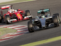 Mercedes 'has the edge' on Ferrari and the rest