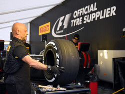 Selected tyre sets per driver for Europe 2016