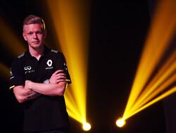 Magnussen baalt van missen  top 10