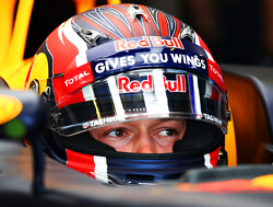 'Daniil Kvyat zat recent in de simulator van Williams'