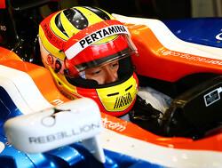 Hockenhein set to be Rio Haryanto's last race