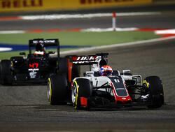 Development plan next hurdle for Haas - Grosjean