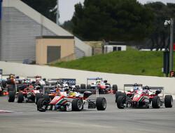 Aron wint eerste race Hungaroring