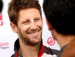 Haas like DAMS - Romain Grosjean