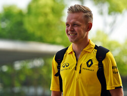 "Kevin Magnussen: ""No negative pressure at Renault"""