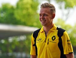 Magnussen wil snel om tafel voor nieuw contract