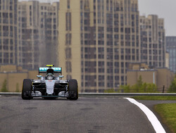 Race Report:  Rosberg wins the Chinese Grand Prix!