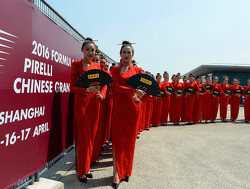 'Second Chinese party making plans for Formula 1'