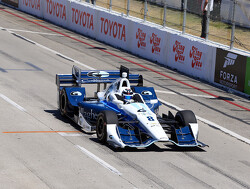 Max Chilton aiming for podium in second IndyCar season