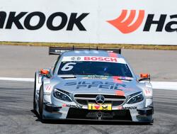 Mercedes reveals DTM line-up for 2017