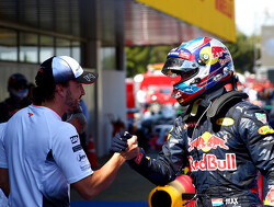 Verstappen: A shame to have never raced Alonso