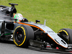 Celis jr rijdt in eerste training voor Force India