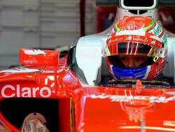 Fuoco test met Ferrari SF15-T in Abu Dhabi