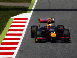 Pierre Gasly excluded from first GP2 race at hockenheim