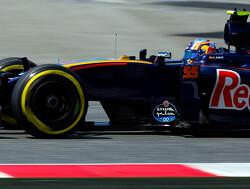 'New light blue livery for Toro Rosso'