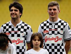 F1-sterren schitteren op het veld van Monaco
