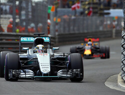 Lewis Hamilton remains on top in second practice