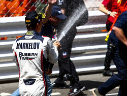 Markelov cruises to victory as Leclerc crashes out
