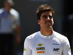 De Jong realistic about chances for Formula One