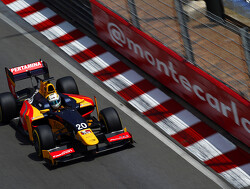 Antonio Giovinazzi on pole in Baku