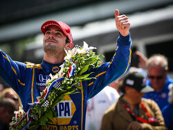 Alexander Rossi thrilled with new IndyCar deal