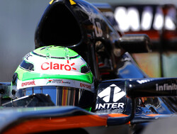 Nico Hulkenberg will also test the 'Halo' at Spa