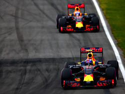 Unchanged driver lineup for Red Bull in 2017 and 2018