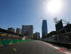 Drivers relishing challenge of flat out Baku
