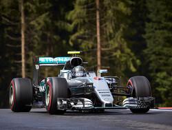 Nico Rosberg completes practice hat trick in Germany